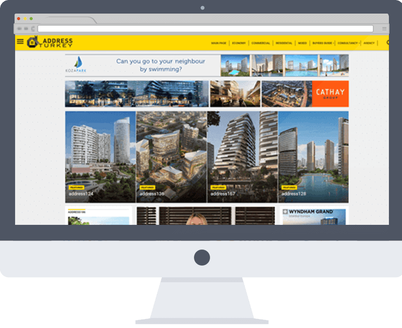 Addres Turkey Web Tasarım